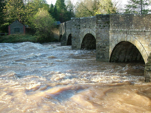 River Teme bridge, Leintwardine
