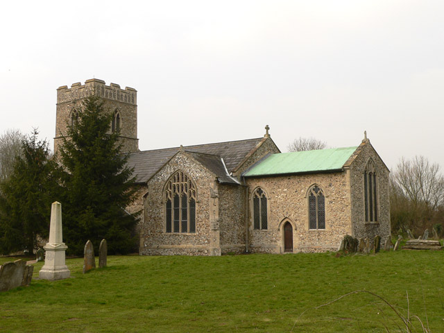 Wendling Church