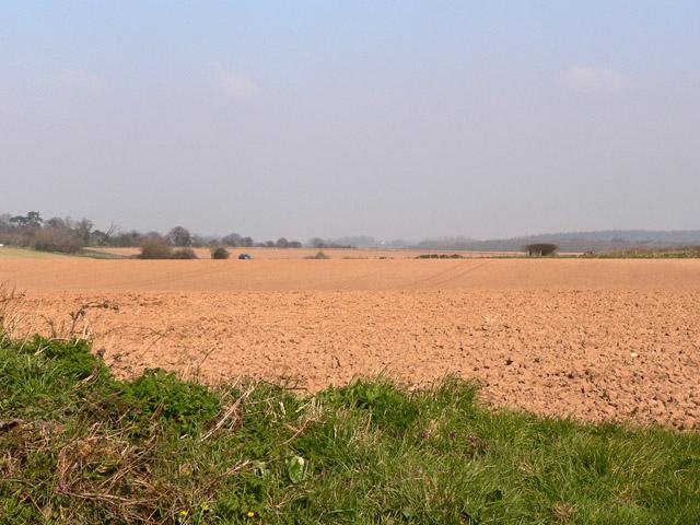 A140 over farmland