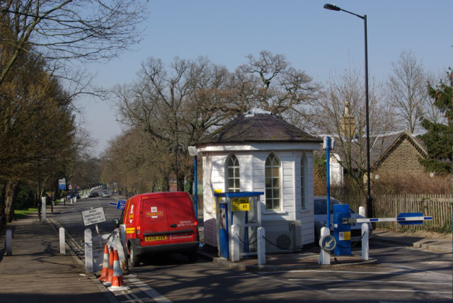 Toll Booth, College Road, Dulwich