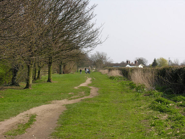 Snuff Mile Lane (east)