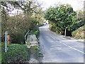 SW6822 : Over the stream at Nantithet by Jonathan Billinger