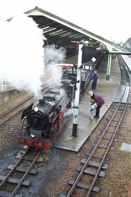 Black Prince at New Romney