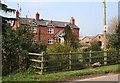 SJ6356 : Gates Farm, near Aston juxta Mondrum by Espresso Addict