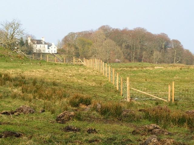 Ardencaple House, Isle of Seil