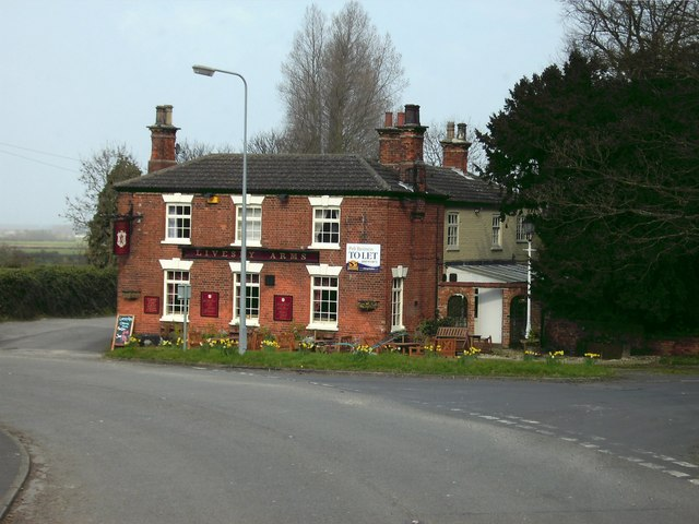 Livesey Arms, Ludborough