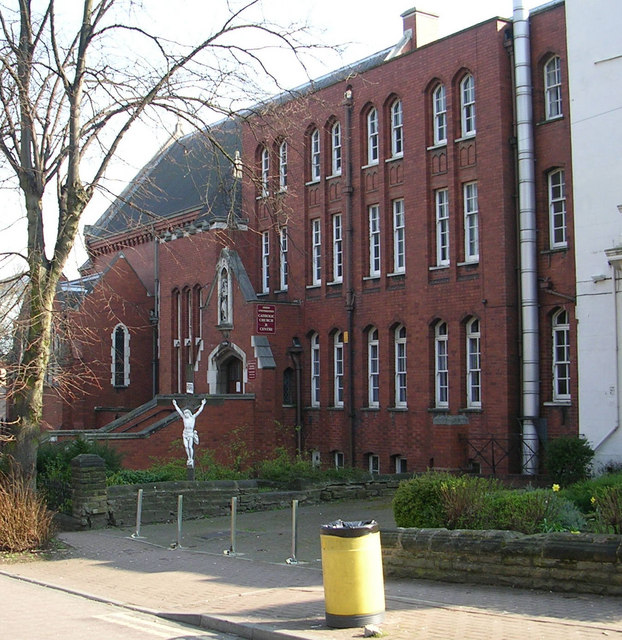 Leeds Universities Catholic Church & Centre - St Mark's Avenue