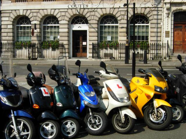 Motorcycles, Cavendish Square