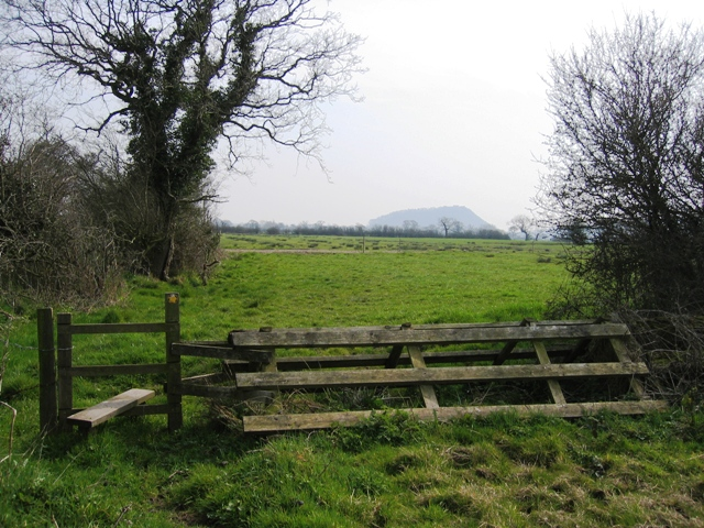Stile, and Fence for a Horse
