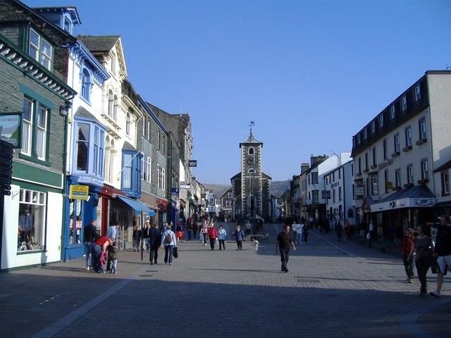 Market Square, Keswick