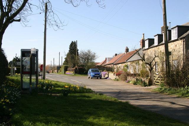 Ogle village