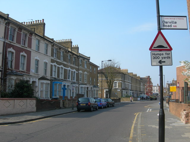 Brooke Road, N16