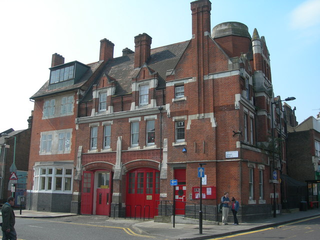 Former Fire Station, Stoke Newington