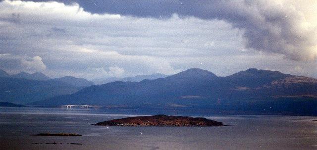 The island of Longay