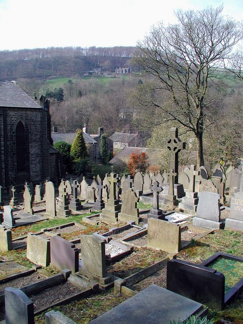 St. John's Church, Cragg Vale