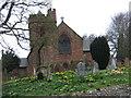 NY5439 : St Nicholas Church of England Church by Howard Quinn