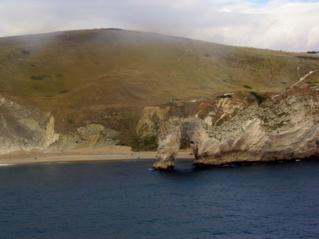 Durdle Door from seaward