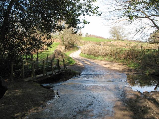 The Ford nr Birchgrove Horsted Keynes