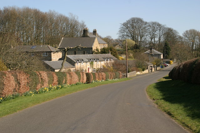 Middleton village