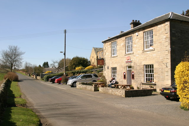 Ox Inn, Middleton