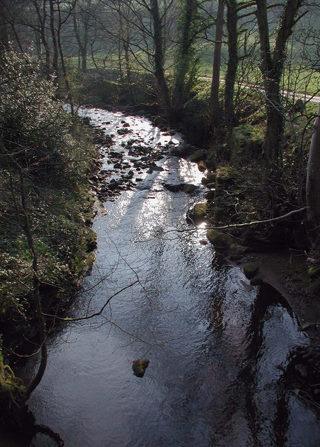 Elphin Brook, Dauber Bridge