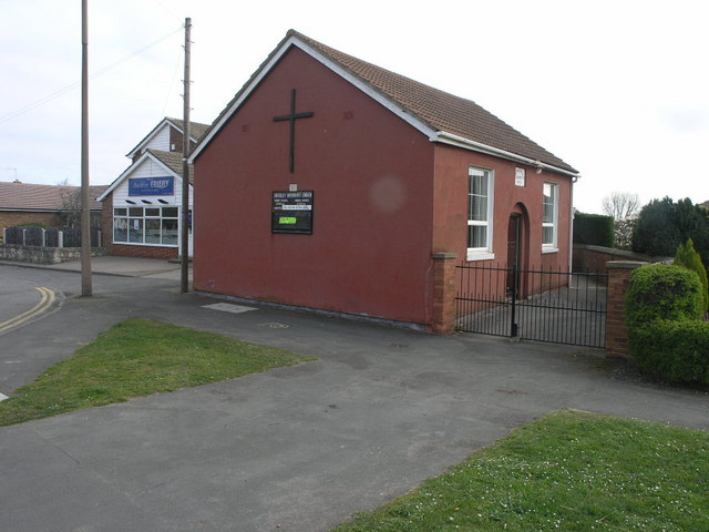 Church and Chips