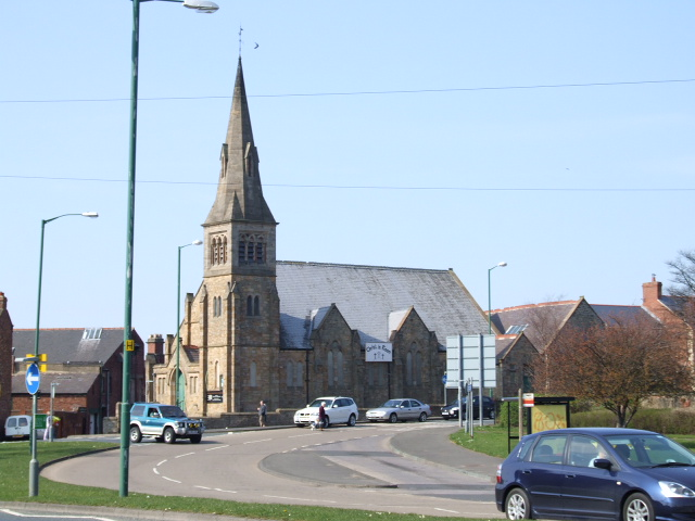 Christ Church, Stanley