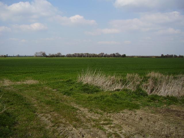 Footpath Stubton to Claypole?