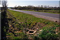 TL1293 : Elton to Chesterton Bypass (A605), Peterborough by Julian Dowse