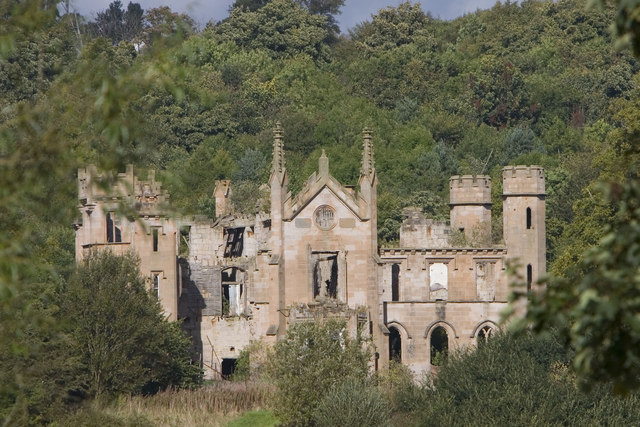 Cambusnethan Priory