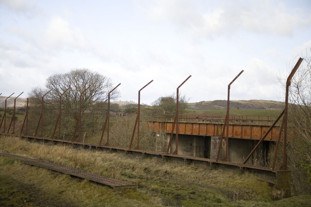 Edingham Moss WWII cordite works