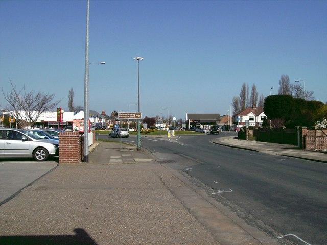 Bradley Cross Roads
