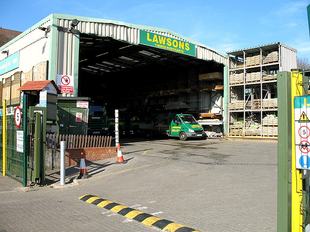 Lawsons Timber Merchants