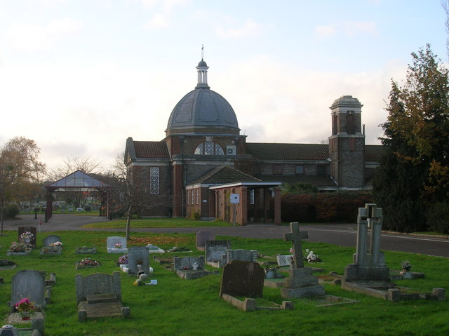 Reading Crematorium, Henley Road, Caversham