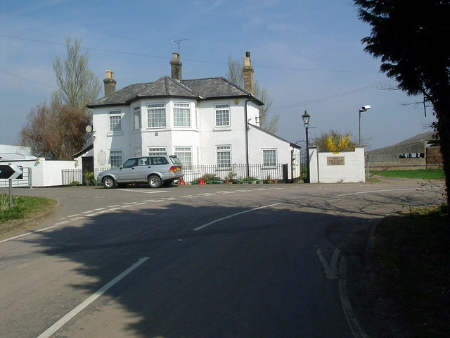 The Old Tollbar House