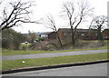 SO9878 : Edge of Housing Estate, Boleyn Road, Rubery by Geoff Gartside