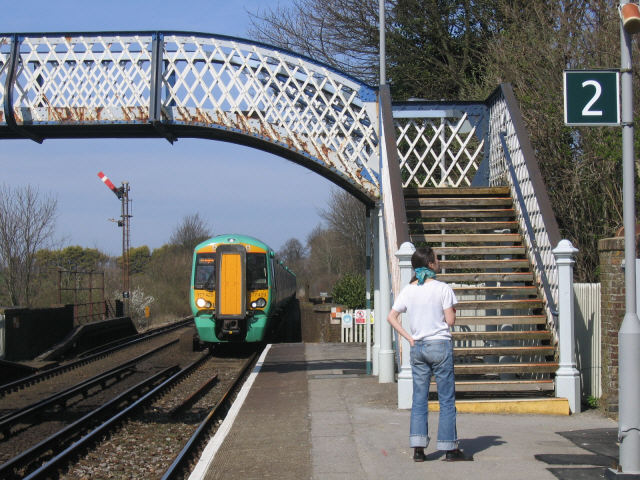 Amberley Station