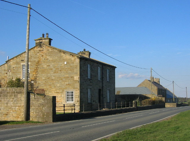 West Edington Farmhouse