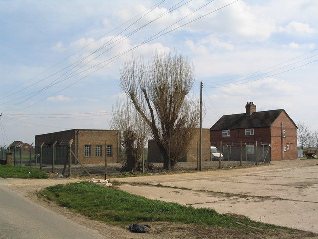 West Pinchbeck Water Treatment Works