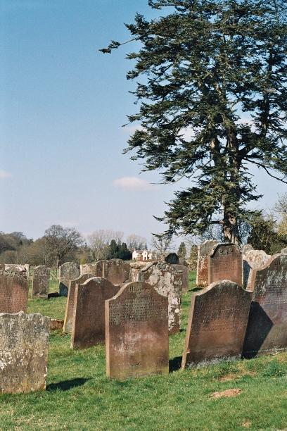 Gravestones Hoddom