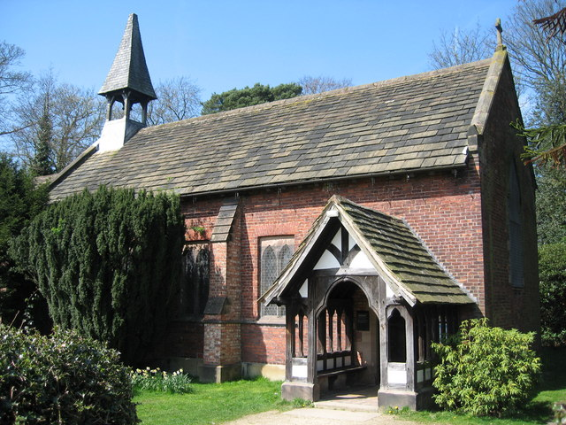 Norcliffe Chapel, Styal Village