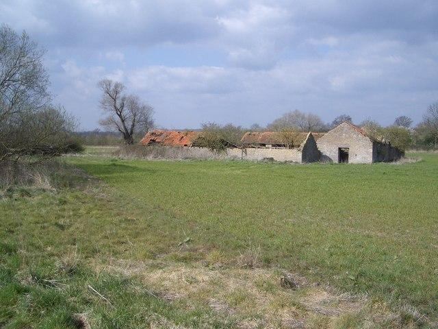 East Side of Bagden Farm in Turvey Parish