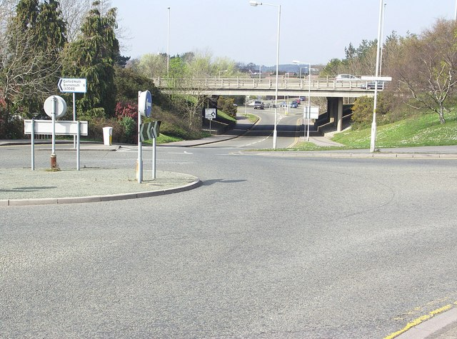 Underpass Road, Canford Heath