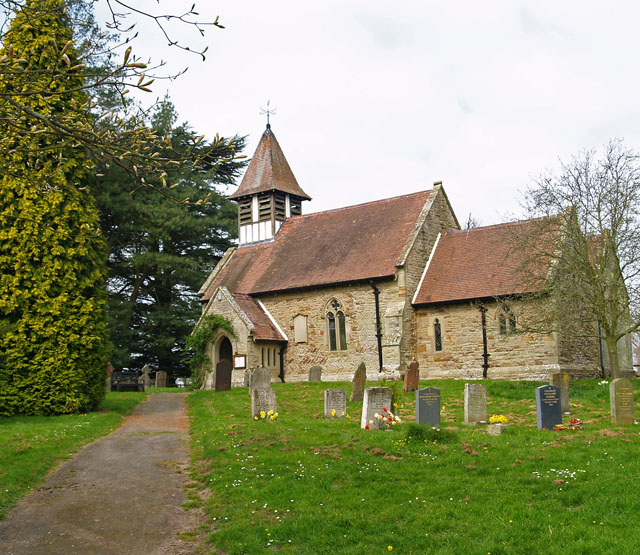 Sidbury church