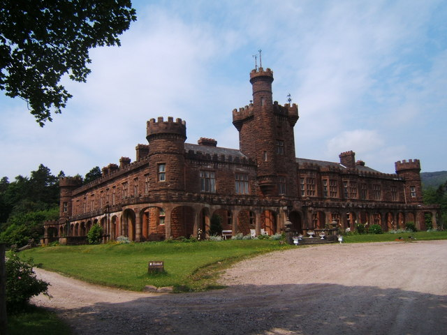 Kinloch Castle