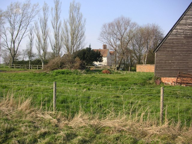 Manor Farm in Great Eversden