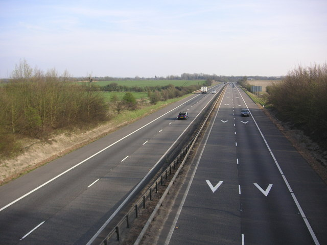 M11 seen from bridge