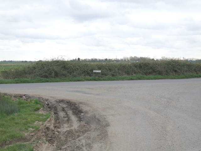 Creek Fen Road, March