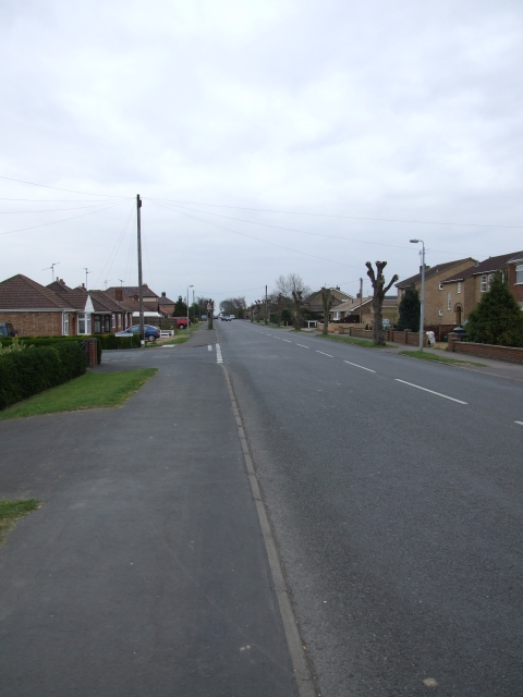 Upwell Road, March
