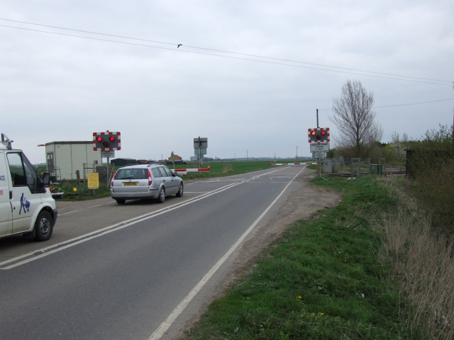 Level Crossing, March